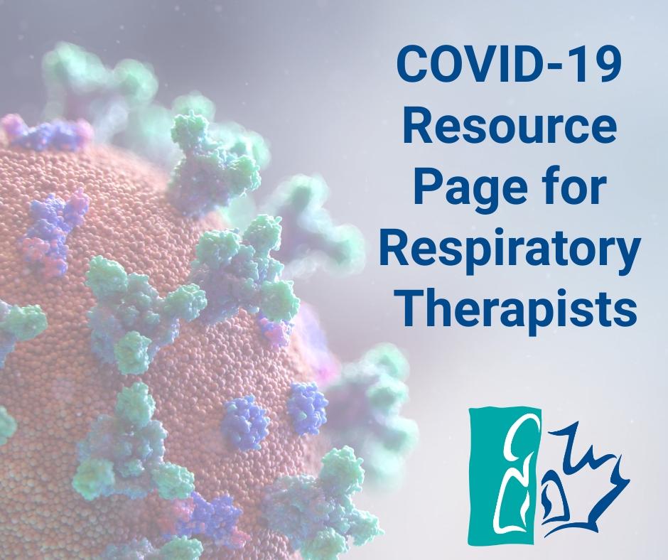 COVID-19ResourcePageforRTs