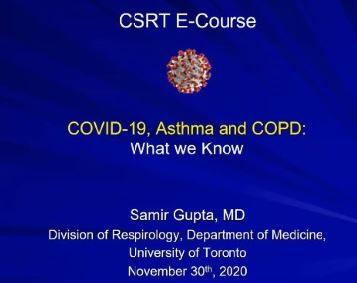 CSRT E-Course