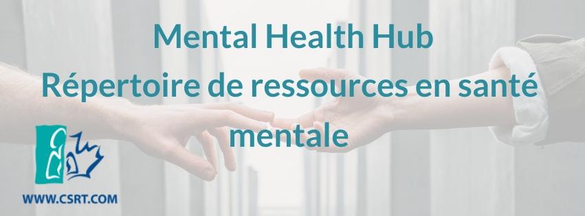 mental health hub